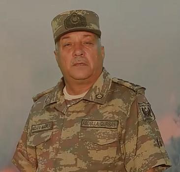 Azerbaycan Savunma Bakanlığından Türkiye'ye destek videosu
