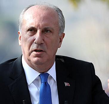 Muharrem İnce: Yakında CHP'den istifa edeceğim