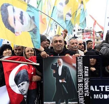 Kirli ortaklık! ABD-PKK ilişkisi neyse CHP-HDP ittifakı da aynıdır