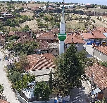 Asırlık Belenardıç Camii yenileniyor