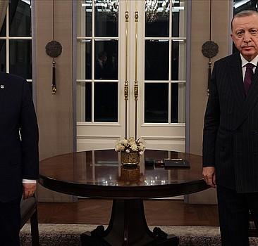 Başkan Erdoğan Destici'yi kabul etti