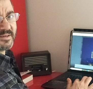 Milat Medya Grup Başkanı Ahmet Zeki Gayberi, AA'nın 'Yılın Fotoğrafları' oylamasına katıldı