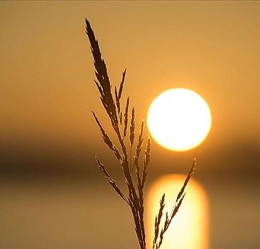 Tunceli'de gün batımı..