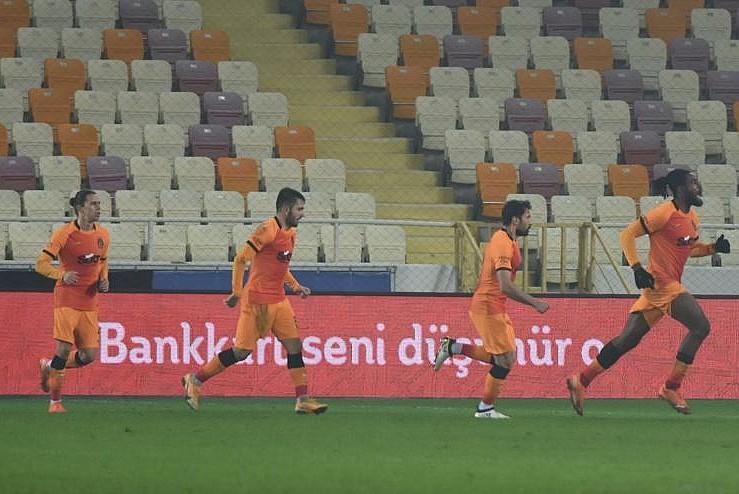 Galatasaray çeyrek finalde!
