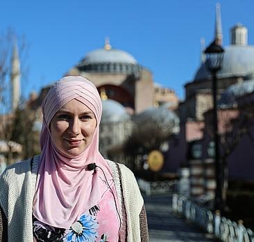 Müslümanlardan korkuyordu, şimdi tebliğ yapıyor