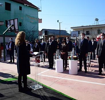 Bakan Selçuk Arnavutluk'ta temaslarda bulundu