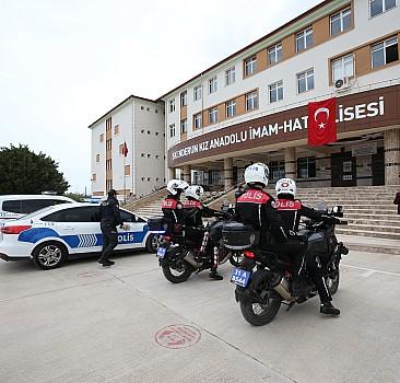 'Kavga var' diye çağırılan polislere ilginç sürpriz!