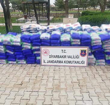 Diyarbakır'da 4 ton sahte temizlik malzemesi ele geçirildi