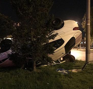 Kayseri'de feci kaza: 1'i ağır 6 yaralı