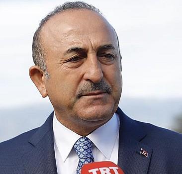 Dışişleri Bakanı''ndan YPG açıklaması