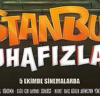 ''İstanbul Muhafızları'' 5 Ekim''de vizyonda! İşte ilk fragman...