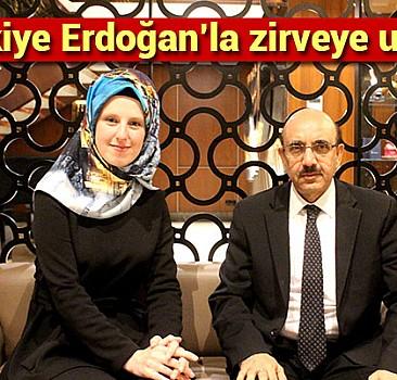 Türkiye Erdoğan'la zirveye ulaştı