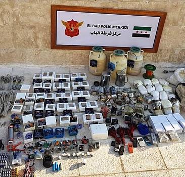Jandarma ve MİT''ten Bab''da DEAŞ''a darbe