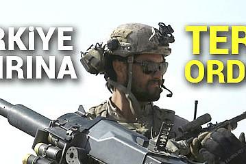 Türkiye sınırında terör ordusu yetiştiriyorlar