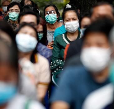 Virüsün faturası Çin'e ağır oldu!