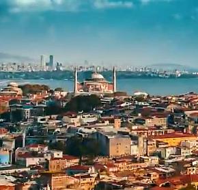İstanbul için çekilen muhteşem tanıtım projesi
