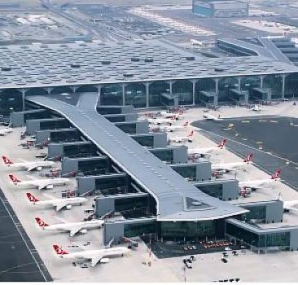 İşte ''Büyük göç'' sonrası İstanbul Havalimanı