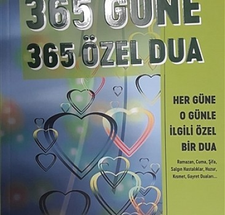 365 güne 365 özel dua