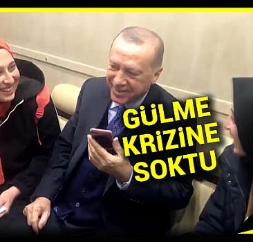 Erdoğan''ın sosyal medyayı sallayan videosu