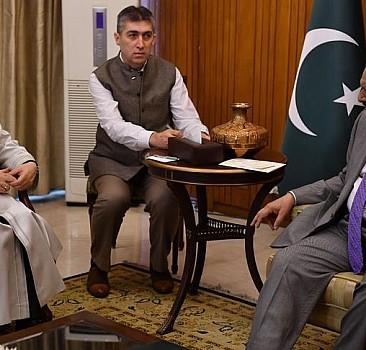 'Türk halkının kalbinde Pakistan'ın çok özel bir yeri vardır'