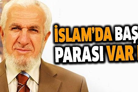 İslam'da başlık parası yoktur
