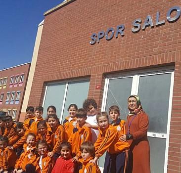 Cahit Zarifoğlu İlkokulu'ndan müthiş başarı!