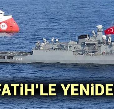 Türkiye Fatih'le yeniden fetihte