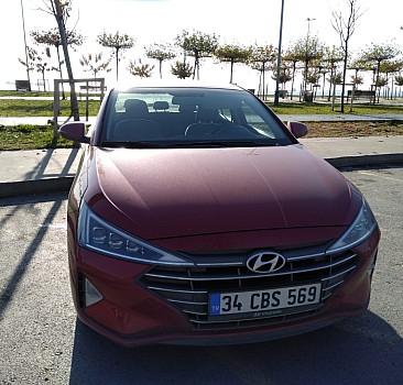 Hyundai Elantra ile bir gün
