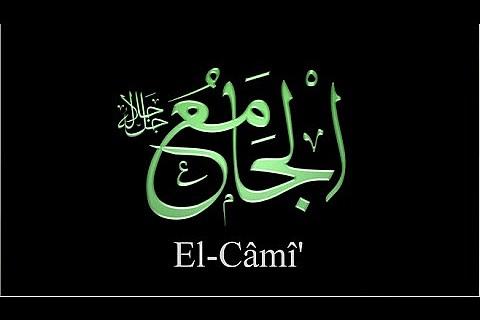 Ya Cami isminin faziletleri, Esmaül Hüsna