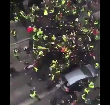 Fransa''da olaylar çığrından çıktı