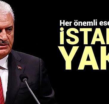 İstanbul'da Yıldırım Hareketi