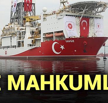 Türkiye olmadan doğal gazı Avrupa'ya taşıyamazlar