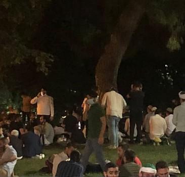 Vatandaşlar Ayasofya''da ilk namaz için toplanmaya başladı