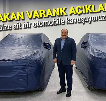 Bakan Varank''tan flaş yerli otomobil açıklaması