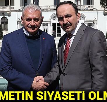 İstanbul benim ortak paydam