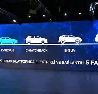 TOGG CEO''su Gürcan Karakaş: Yerli otomobilin 5 farklı modeli olacak