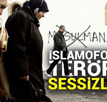 Batı, İslamofobik terörizme sessiz