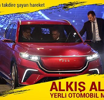 Toyota''dan yerli otomobil mesajı