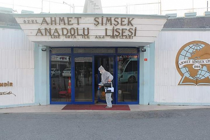Ahmet Şimşek Koleji eğitim kalitesi yanında sağlık anlayışı ile de öne çıkıyor