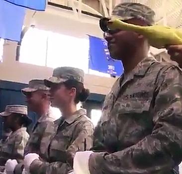 ABD askerleri ciddiyet sınavında