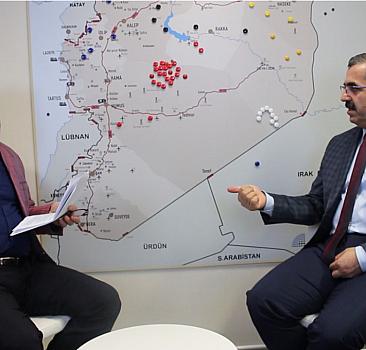 Prof.Dr. Ataman, Trump'ın açıkladığı ''Plân''ı MİLAT'a değerlendirdi: