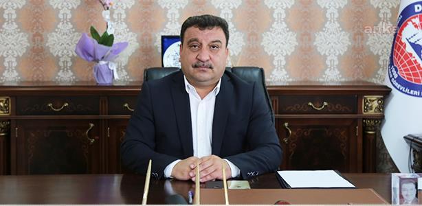 DİYANET-SEN Genel Başkanı Mehmet Ali Güldemir